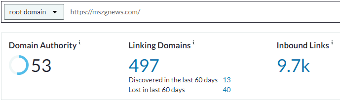 2021 04 24 23 59 45 Link Research Overview Moz Pro